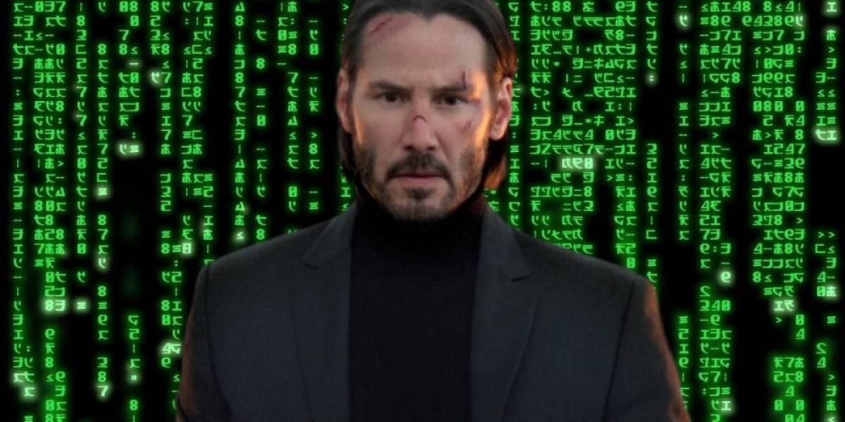 Keanu Reeves subasta una cita virtual con él — John Wick