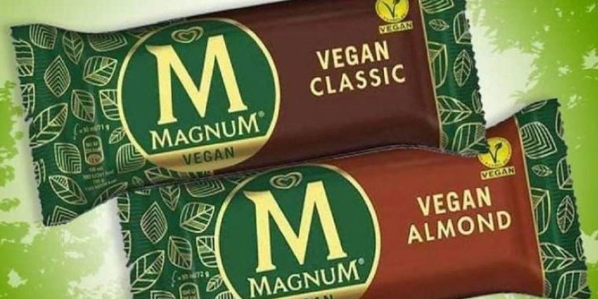 Sorvete Vegano? Empresa prepara lançamento do Magnum vegano