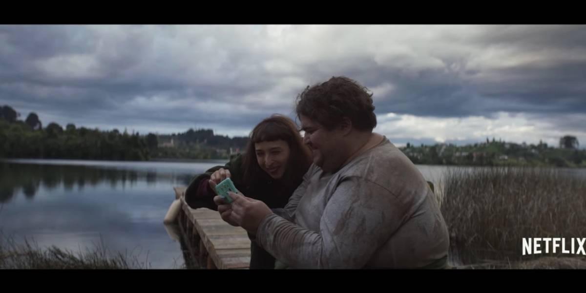 """Netflix lanza tráiler de la película chilena """"Nadie sabe que estoy aquí"""""""