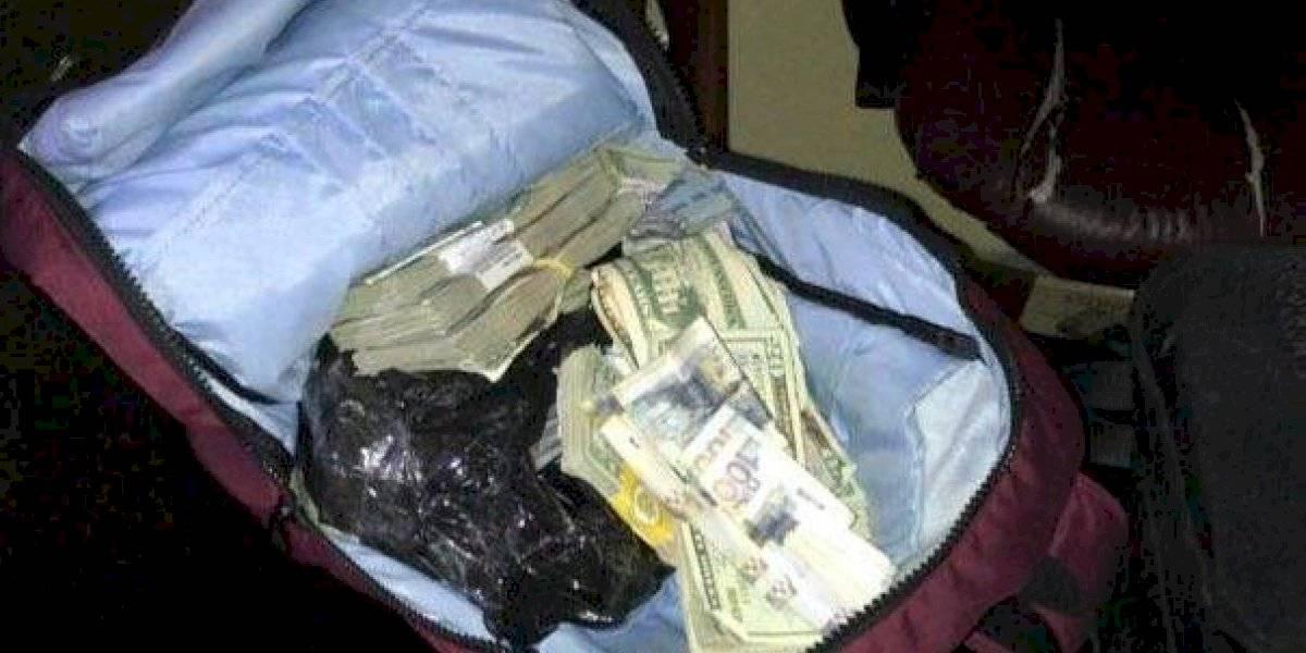 Dinero encontrado en poder del hermano de Daniel Salcedo sería de un préstamo bancario, según su abogada