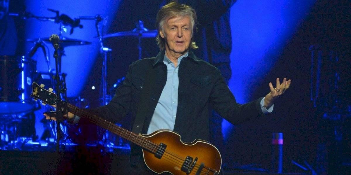 Imperdible: especial de dos horas con las canciones de Paul McCartney
