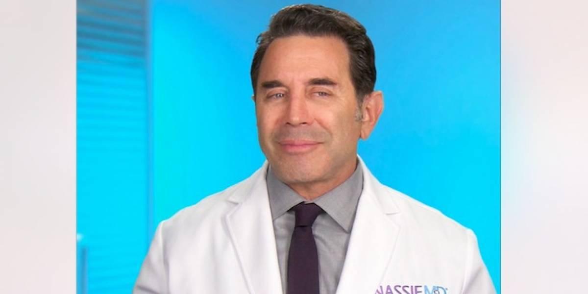 """""""Quienes buscan la perfección nunca la obtendrán"""": Paul Nassif, cirujano plástico de 'Botched'"""