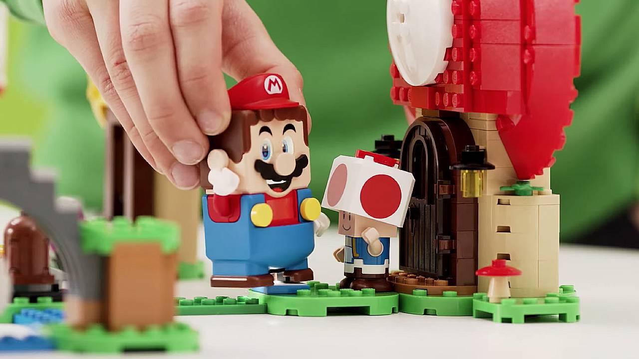 Nintendo LEGO Super Mario