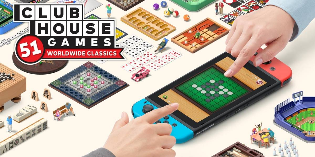 Clubhouse Games: 51 Worldwide Classic review: más de lo que esperábamos [FW Labs]