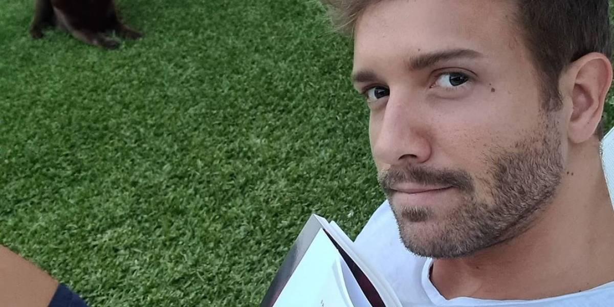 Pablo Alborán confiesa en redes sociales que es homosexual