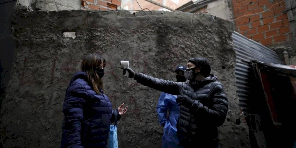 Argentina regresa a aislamiento por nuevos contagios de coronavirus