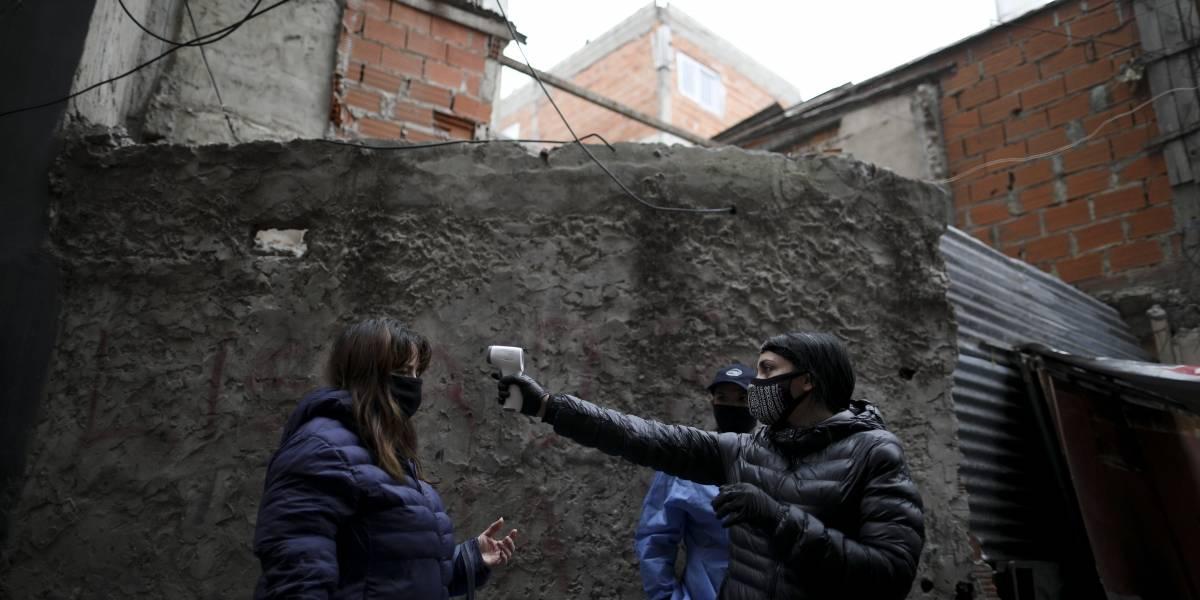 Argentina vuelve al aislamiento tras nuevos contagios de coronavirus