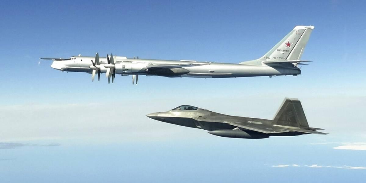 Tensión entre Rusia y Estados Unidos: bombarderos nucleares rusos vuelan cerca de Alaska