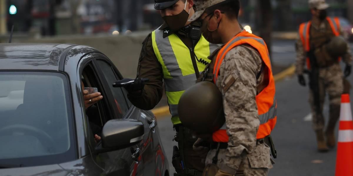 Blumel defiende penas de cárcel en cuarentenas y espera que ley no llegue al TC