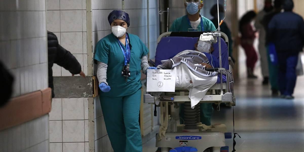 Casos activos de coronavirus bajan casi 3% en Región Metropolitana en cuatro días