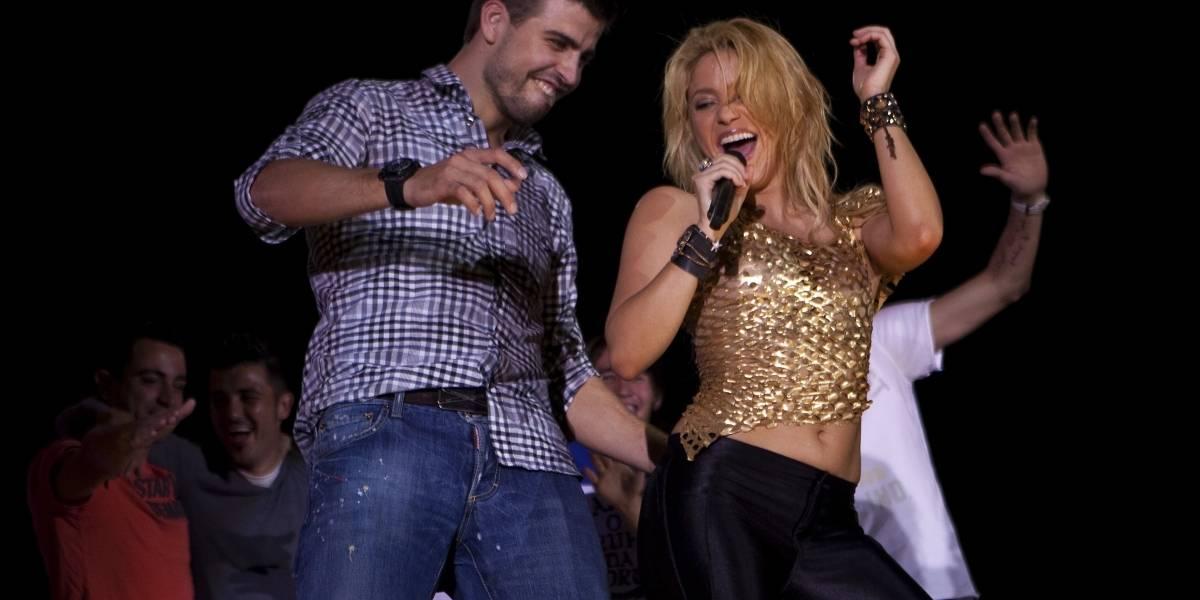 El tierno mensaje que dedicó Piqué a Shakira al cumplirse 10 años del mundial de Sudáfrica