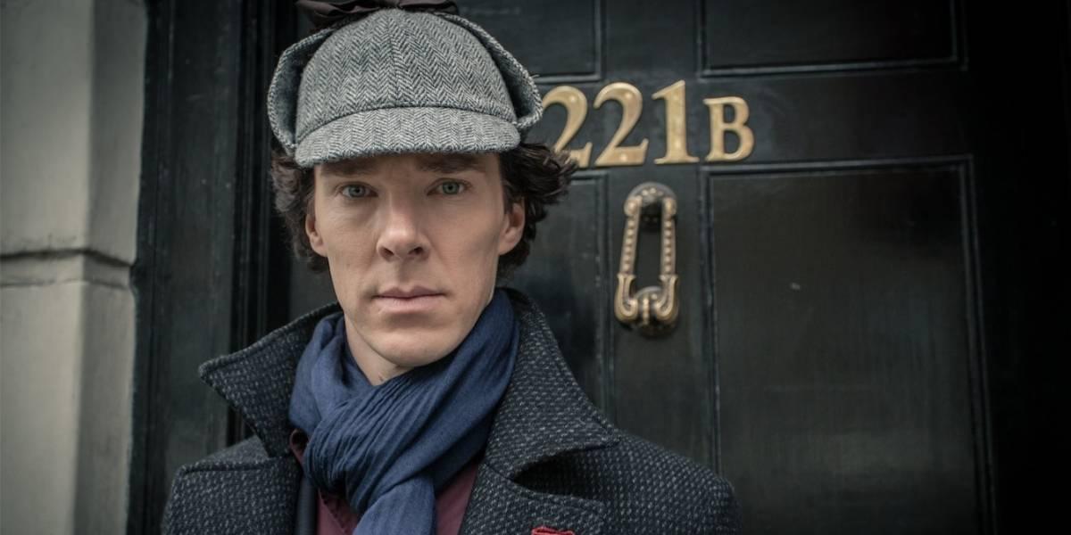 Los misterios de Sherlock Holmes llegan a las pantallas de Televisión Nacional