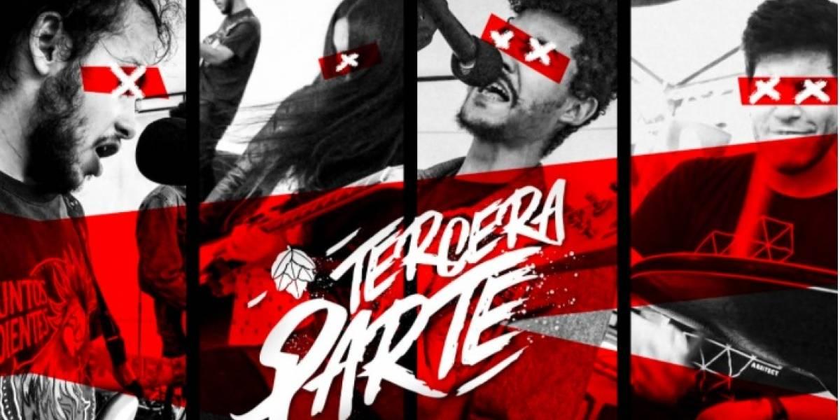 La banda colombiana Tercera Parte debuta con 'Caídos'