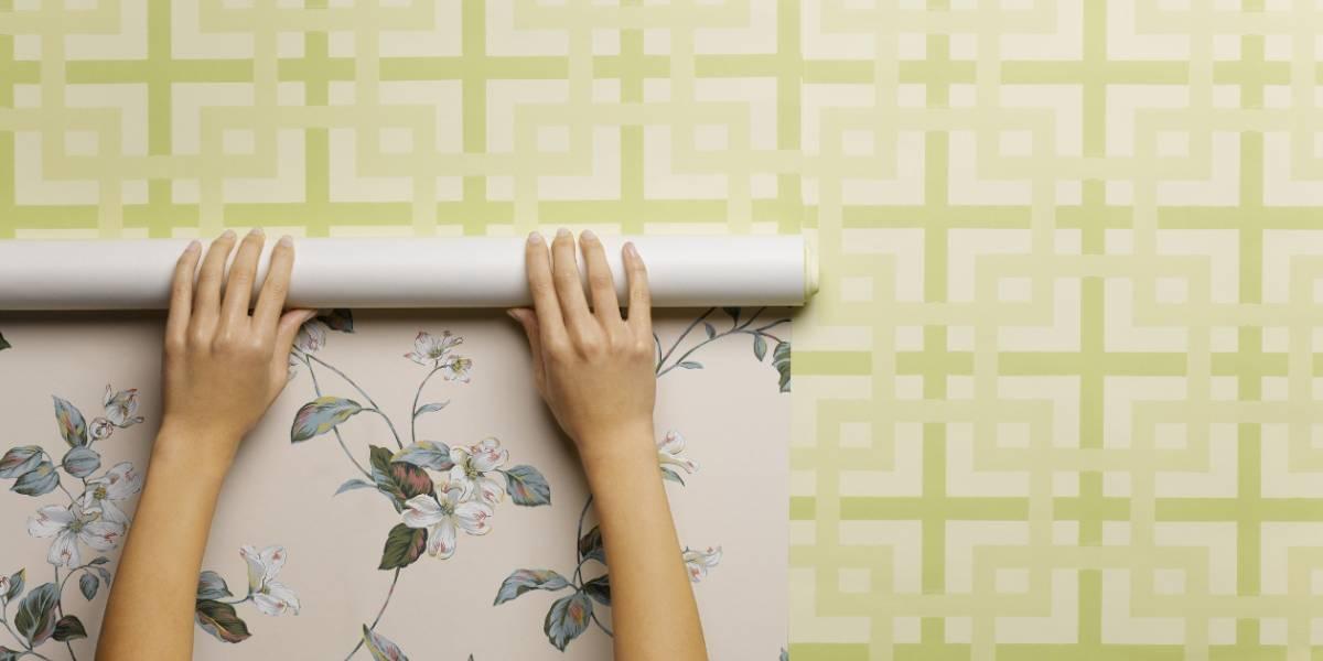 ¿Quién es Jon? Una mujer que redecoraba su casa encontró un mensaje oculto bajo el papel tapiz