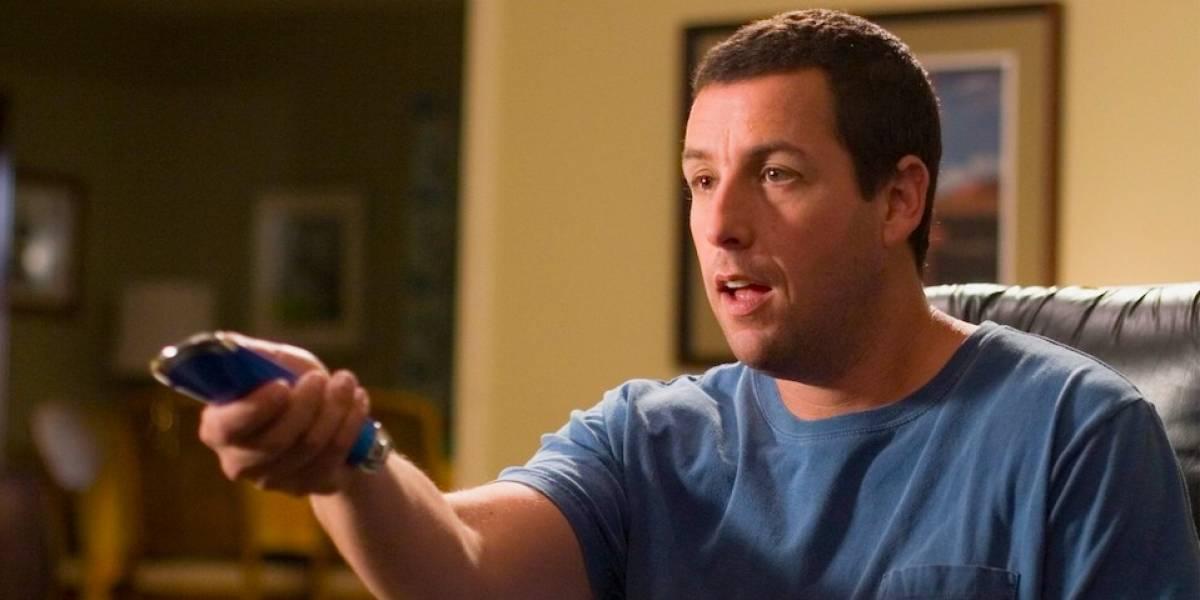 Un especial de Adam Sandler llega a la pantalla de AMC