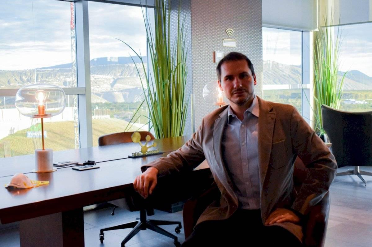 Daniel Leng, Director Ejecutivo de Latam Airlines Ecuador