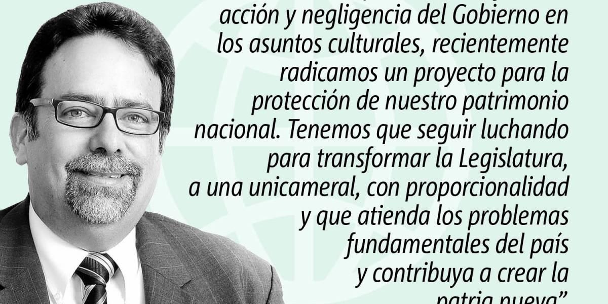 Opinión de Denis Márquez: Patria nueva y Legislatura