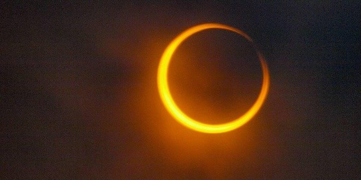 Un extraño eclipse con 'forma de anillo de fuego' ocurrirá, ¿se verá en Ecuador?