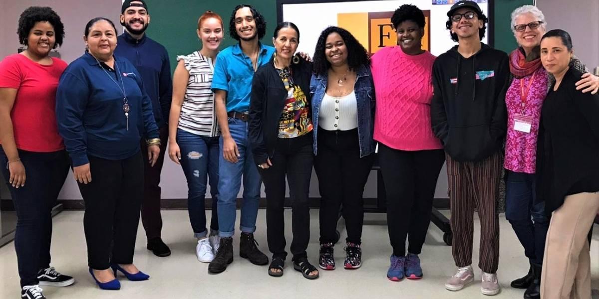 Jóvenes estudiantes crean documental sobre racismo en Puerto Rico