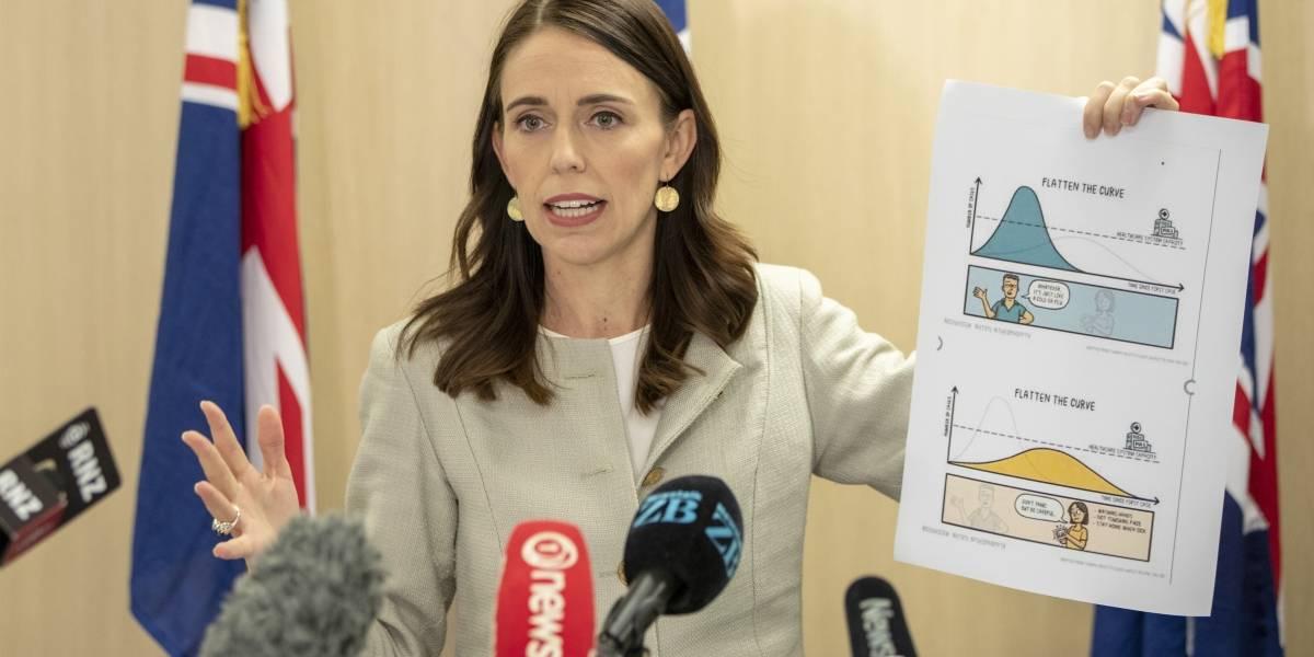 Nova Zelândia põe maior cidade em lockdown após 102 dias livre da covid-19
