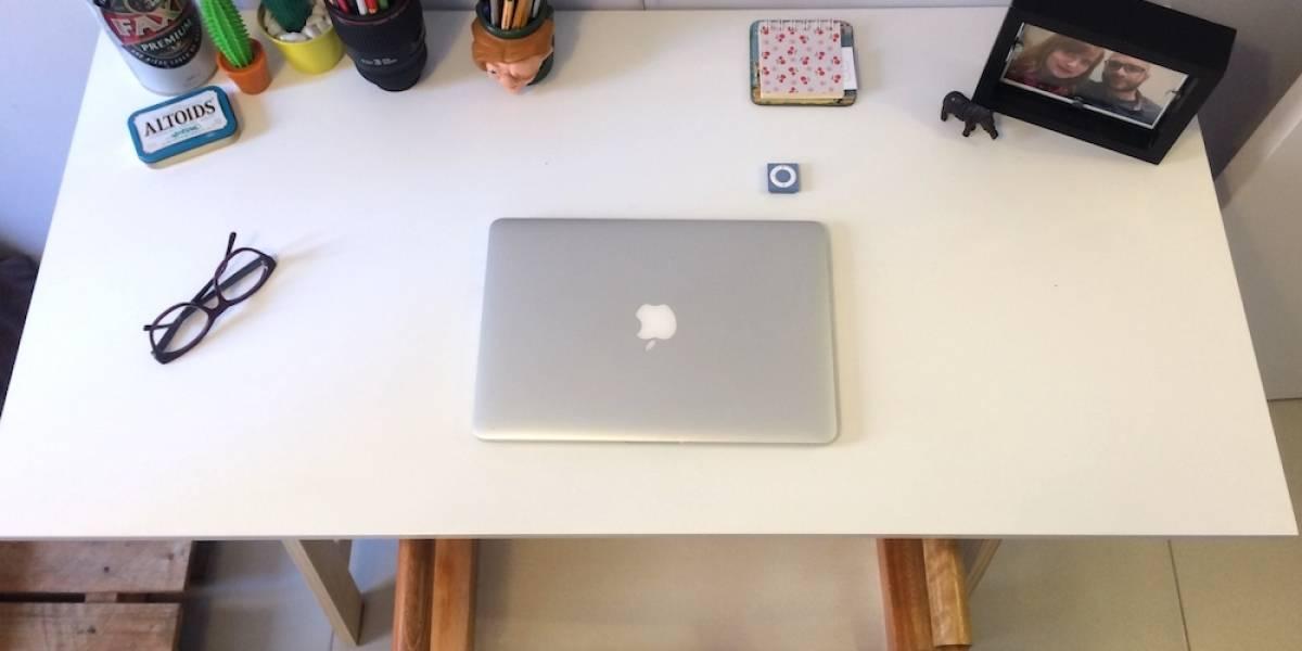 5 escrivaninhas de diferentes estilos para renovar seu home office
