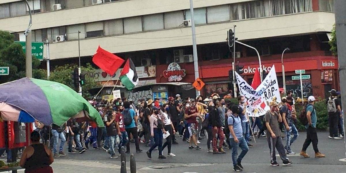 Denuncian abuso sexual y verbal a mujeres durante manifestación en Medellín