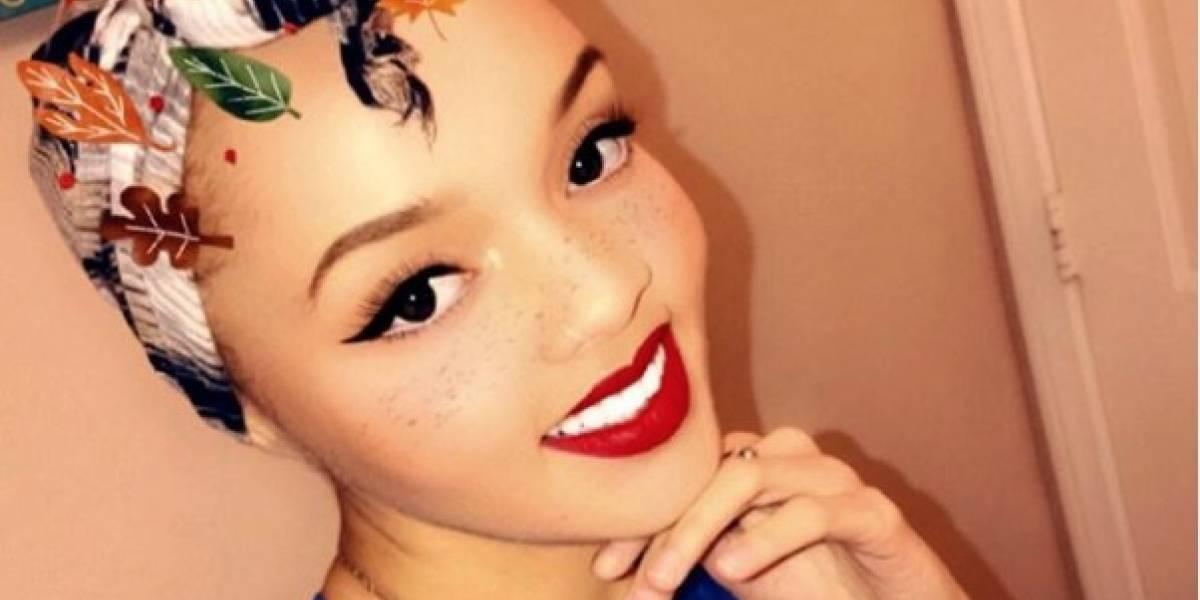 Cortan rostro de la sobrina de Michael Jackson tras ataque racista