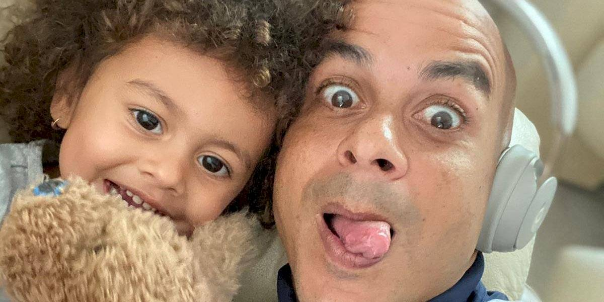 Michael Stuart revela sus secretos de paternidad