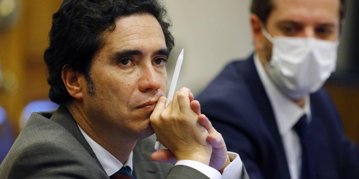 Ministro Briones y alarmante proyección del Banco Central: