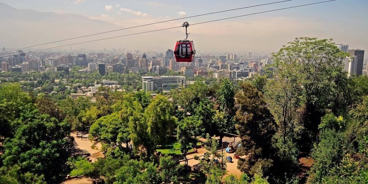 Ya son 45 los detenidos por ingresar al cerrado Parque Metropolitano en cuarentena