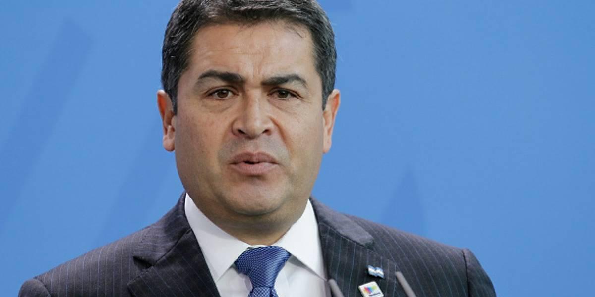 Presidente de Honduras da positivo por coronavirus