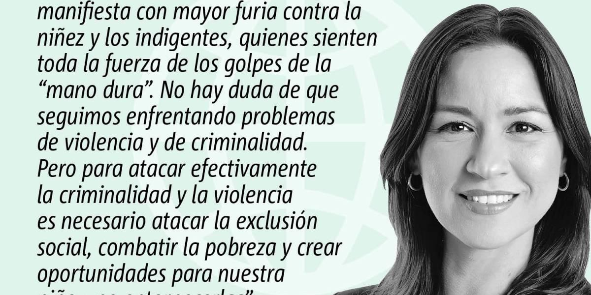 Opinión de Rosa Seguí Cordero: ¿Pueblo en interés del menor?