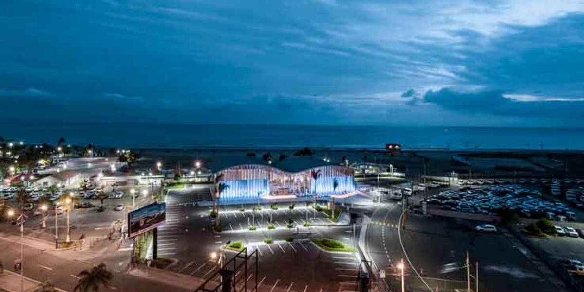 "Terminal de Cruceros de Manta recibe galardón ""Paris Design Awards 2020"""