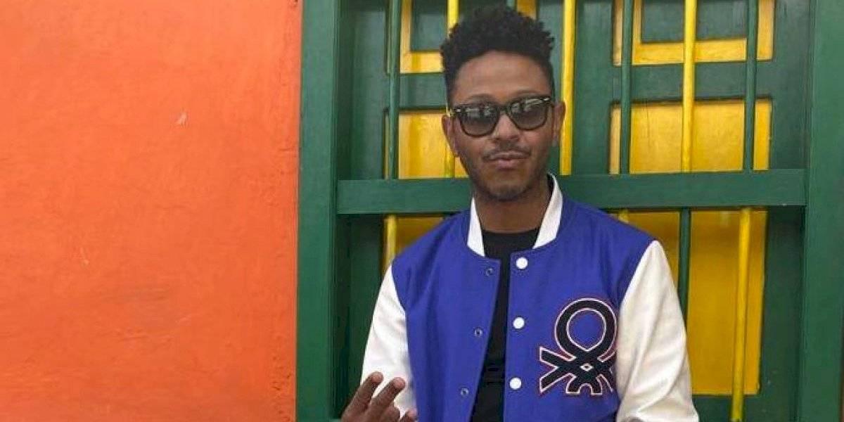 Kalimba afirma que aprendió a tomar riesgos gracias a la escuela de OV7
