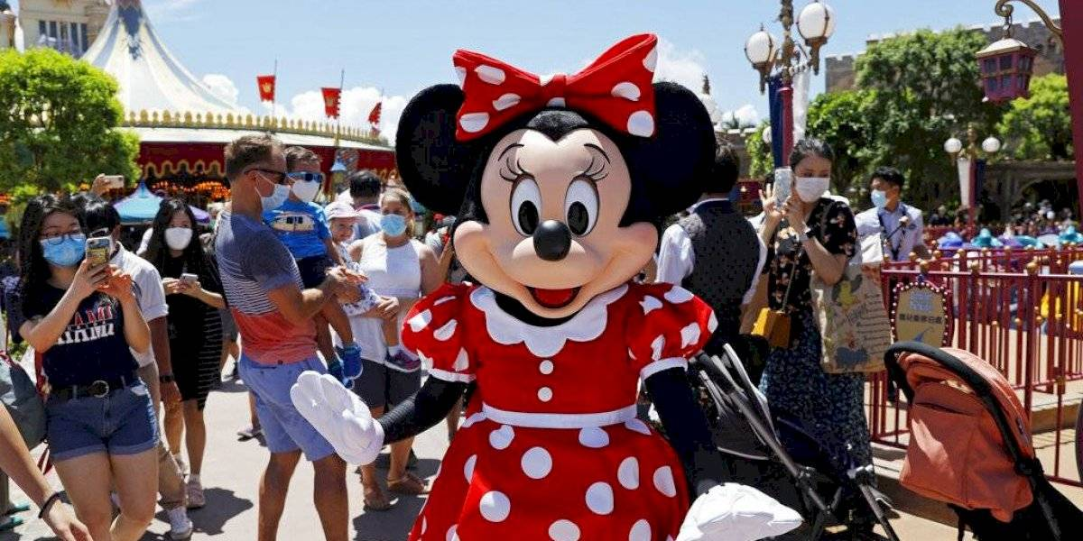 Reabre Hong Kong Disneyland tras baja de contagios de coronavirus