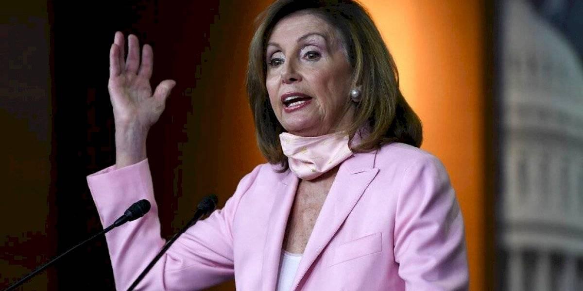 Nancy Pelosi ordena retiro de retratos confederados del Capitolio