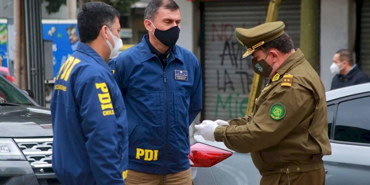 Personal de la PDI disparó a Carabineros: las policías explican incidente en Puente Alto