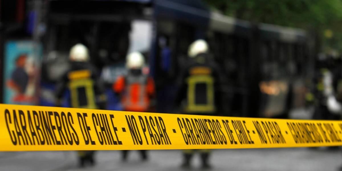 Mujer murió en Las Condes tras ser atropellada por un bus del Transantiago