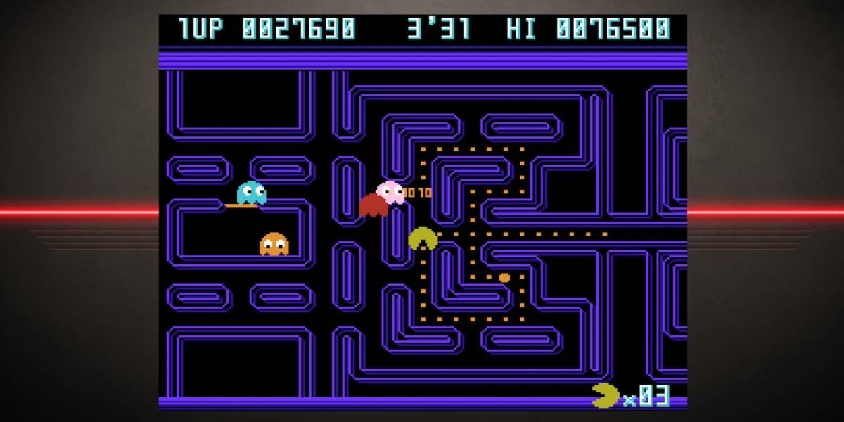 """""""Pac-Man"""" y """"Galaga"""" están de regreso: se lanzaron dos videojuegos que recopilan los grandes clásicos de la era del arcade"""