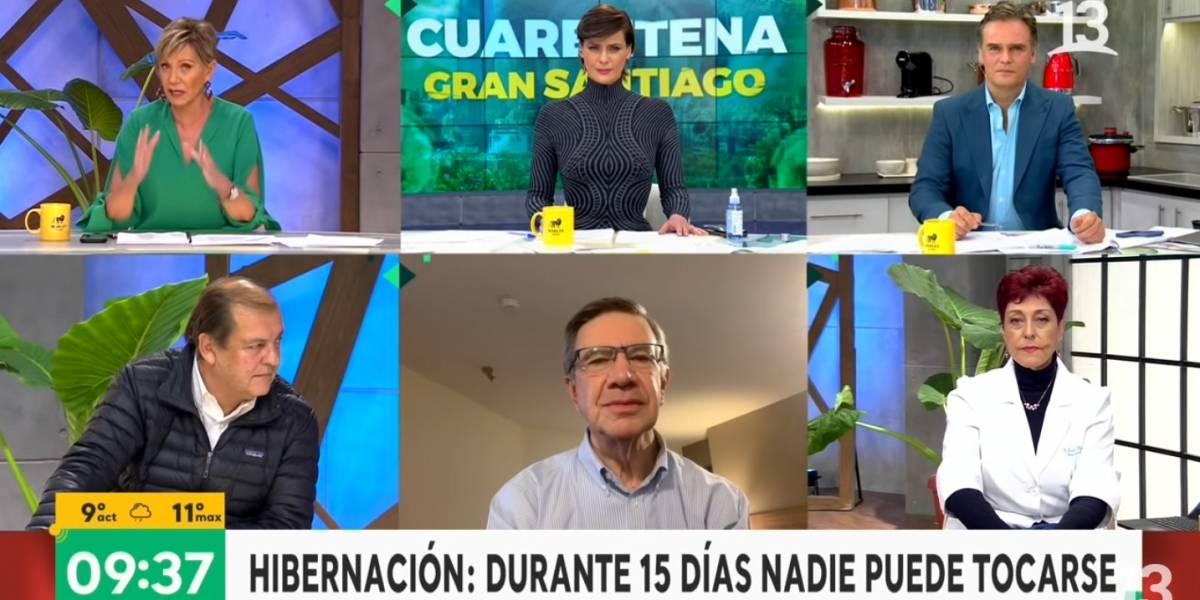 """""""Llegan con papel húmedo para que hagan el peso"""": Raquel Argandoña realiza fuerte denuncia por cajas de alimentos"""