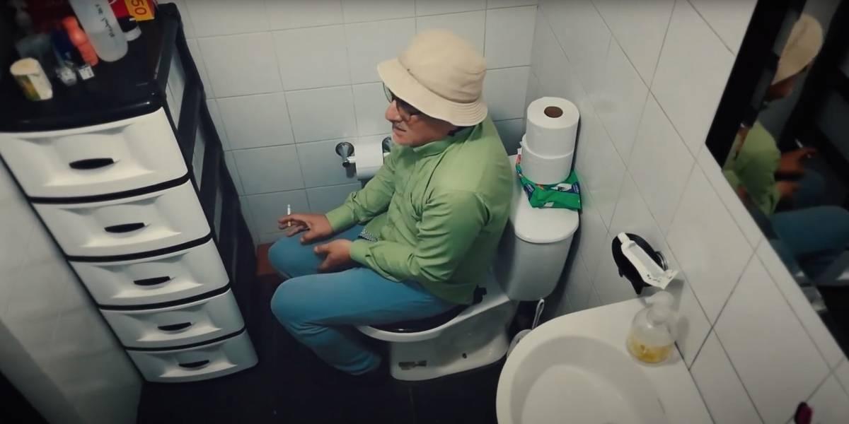 """Se llamará """"El baño"""": este es el trailer de la primera película hecha en cuarentena"""