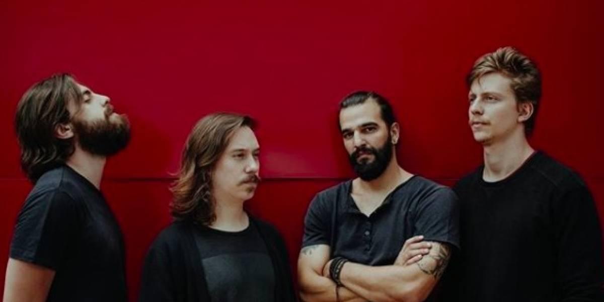 Banda Scalene lança novo EP produzido na quarentena