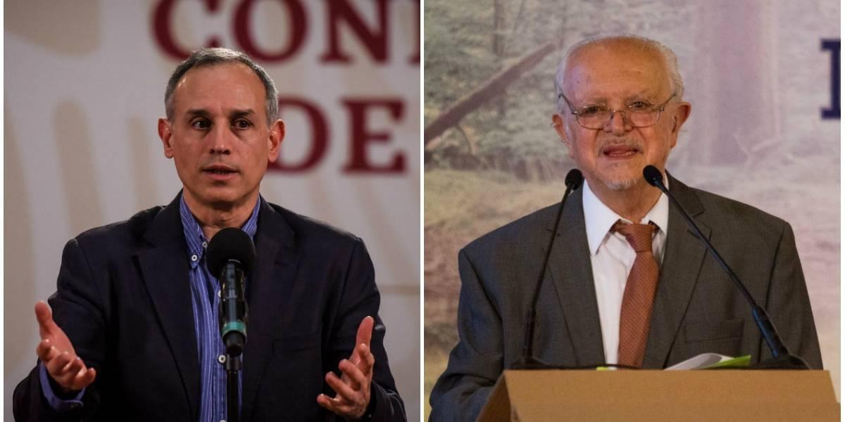 PAN propone sustituir a López-Gatell con Mario Molina para combatir a la pandemia