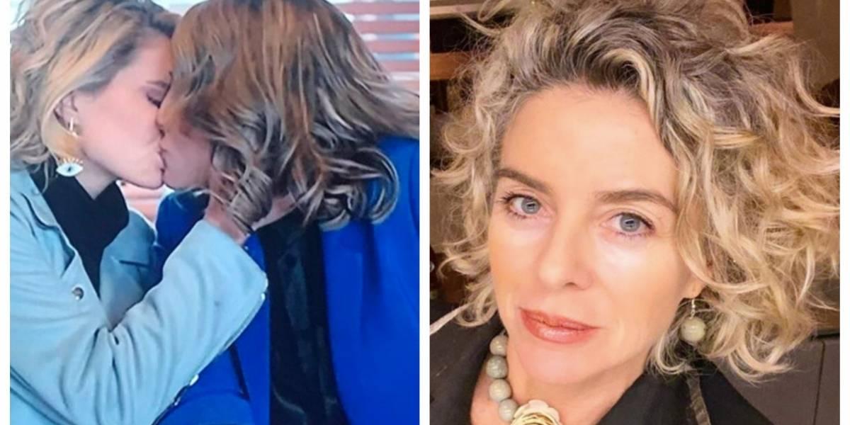 """""""Nos quieren robar"""": El trino de Margarita Rosa por el beso entre actrices de 'La venganza de Analía'"""