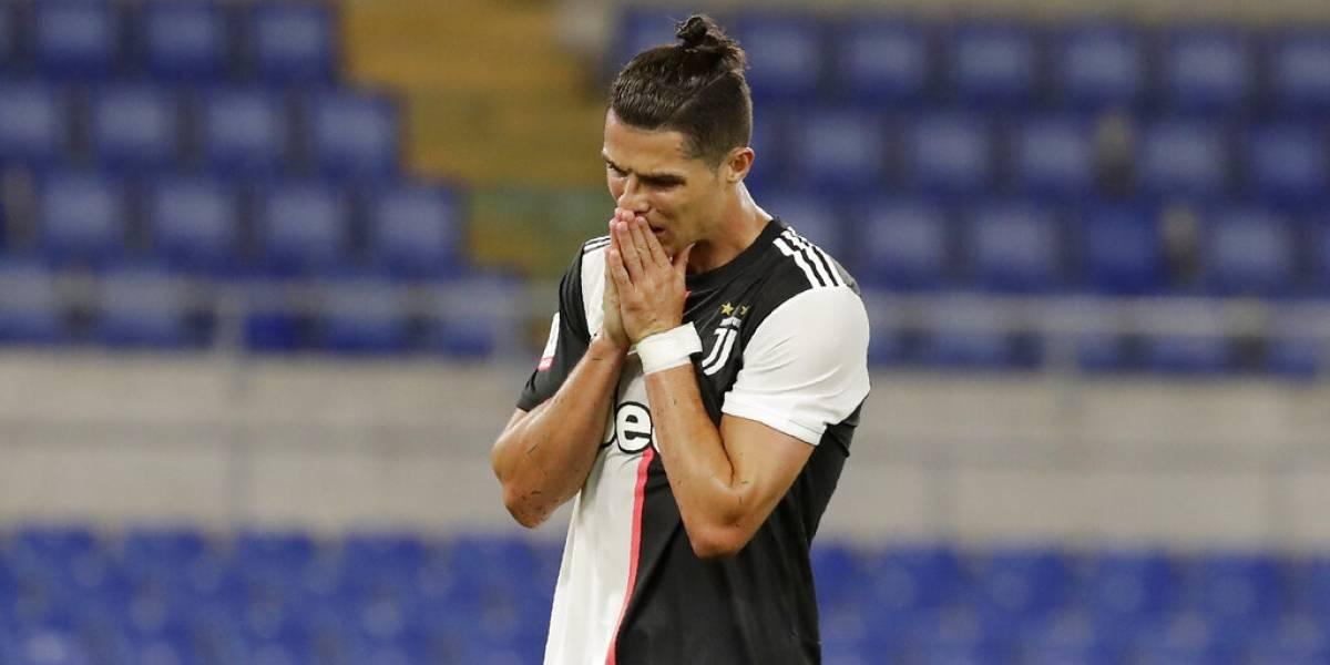 Cristiano Ronaldo enfrenta problemas para recuperar su forma