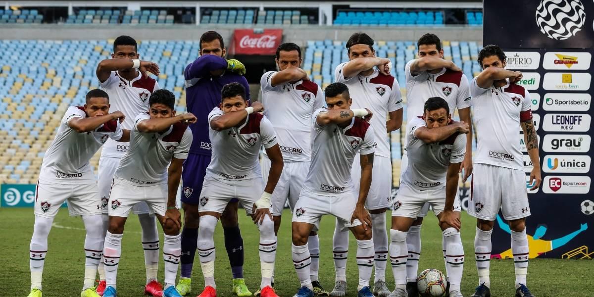 Fluminense se declara en rebelión ante vuelta de fútbol brasileño, que arranca este jueves