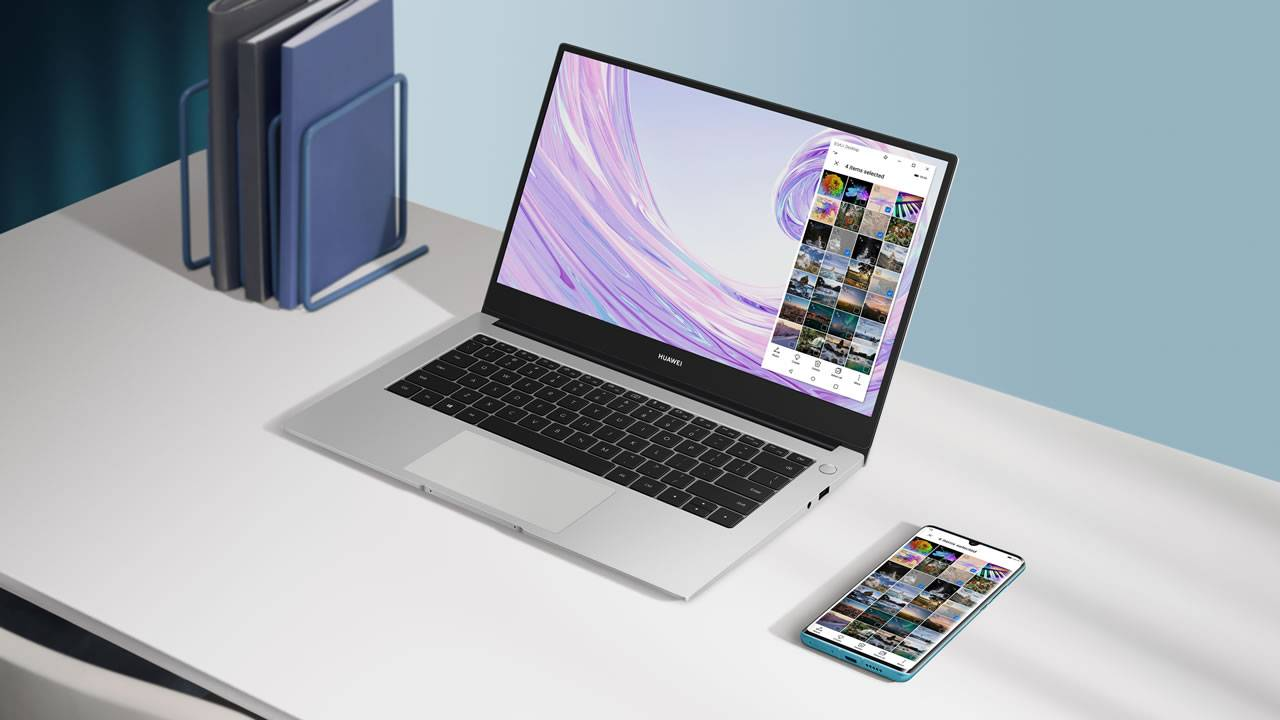 Un gran ecosistema: conoce las nuevas laptops de Huawei