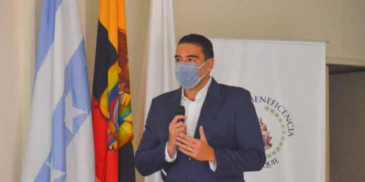 Alcalde de Samborondón dice que 99,4% de casos de Covid-19 se recuperaron