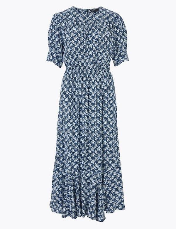 Kate Middleton deslumbró con un hermoso vestido