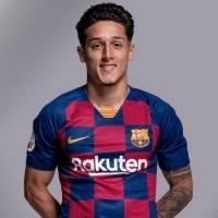 El ecuatoriano Kike Saverio fue convocado para el partido de FC Barcelona con Sevilla